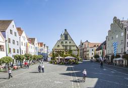 Marktplatz Weiden