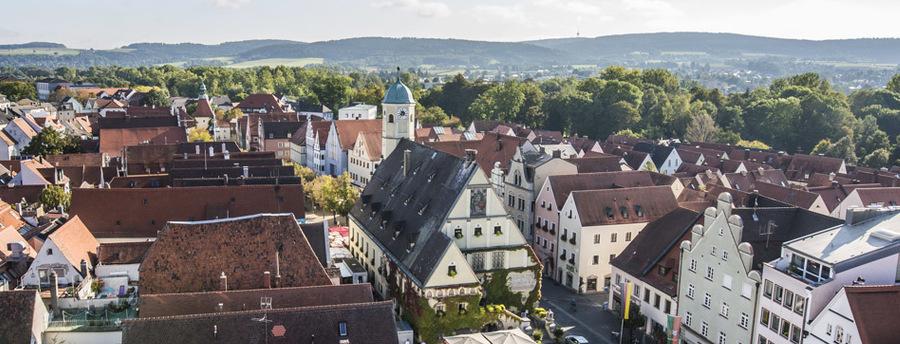 Stadtführung Weiden in der Oberpfalz / Bayern