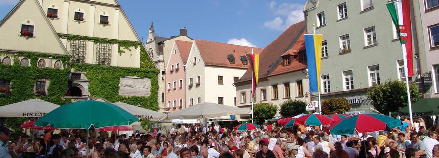 Veranstaltung, Feste, Märkte Weiden in der Oberpfalz / Bayern