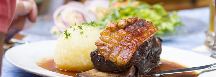 Essen und Trinken in Weiden in der Oberpfalz in Bayern