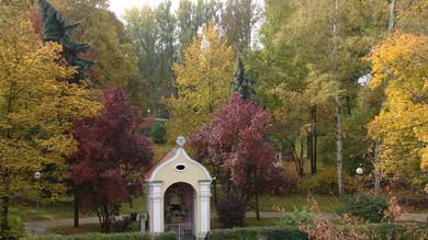 Nepomukkapelle Max-Reger-Park Weiden