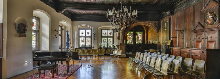 Sitzungssaal Altes Rathaus Weiden