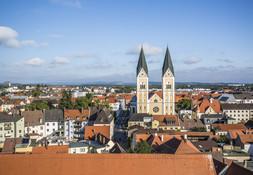 Jugendstilkirche St. Josef in Weiden