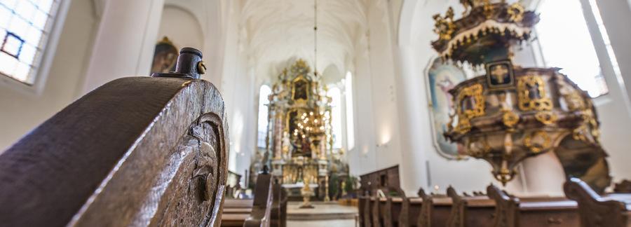 St. Michael Weiden