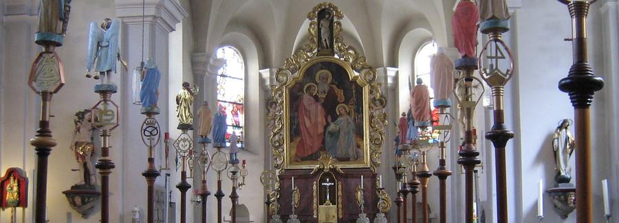 St. Sebastian - Weiden