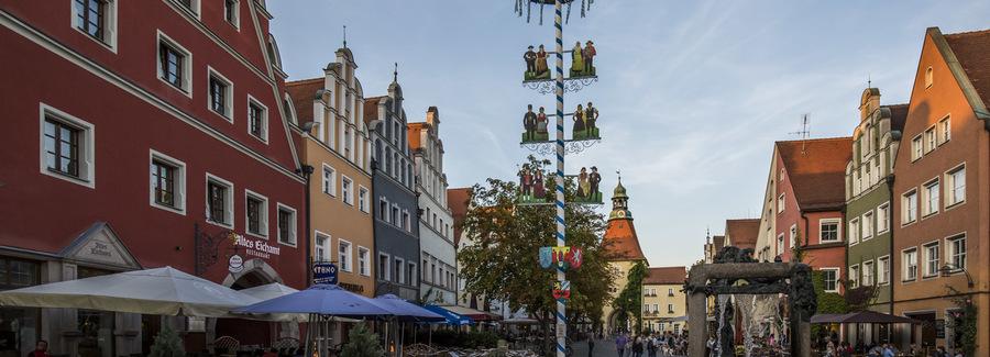 Sehenswürdigkeiten Weiden in der Oberpfalz / Bayern